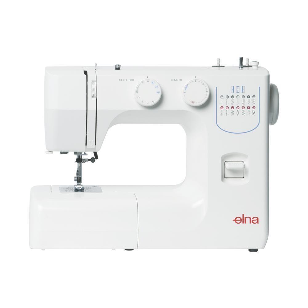 Elna 1000 Sewing Machine White. Reg: $249.00. VIP: $149.00 ... : elna quilting machine - Adamdwight.com