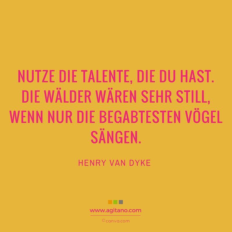 talent #begabung #zitate #sprüche #agitano | Zitate und Sprüche
