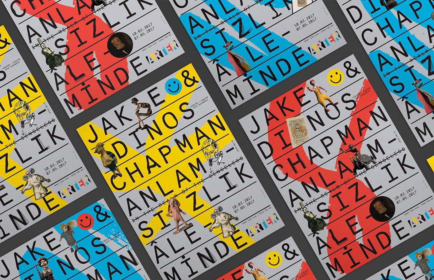 다음 @Behance 프로젝트 확인: \u201cJake & Dinos Chapman - In the Realm of the Senseless\u201d https://www.behance.net/gallery/53624309/Jake-Dinos-Chapman-In-the-Realm-of-the-Senseless