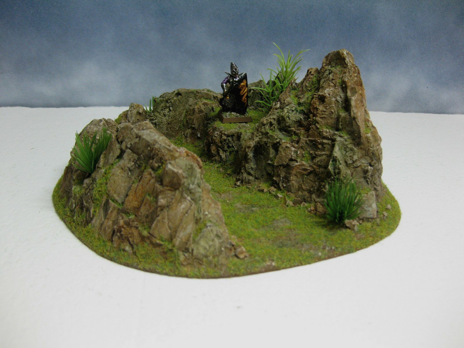 Terrain Scenery for Tabletop 28mm Miniatures Wargame 3D Printed and