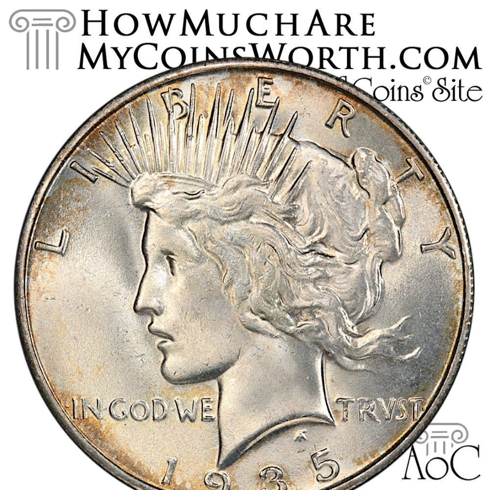 Happy Easter! Your Weekly Coin: 1935-S Peace Dollar