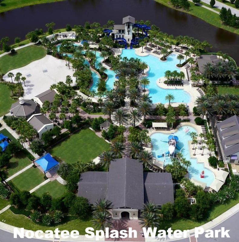 New Aerial Photography Of Splash Water Park Was Just