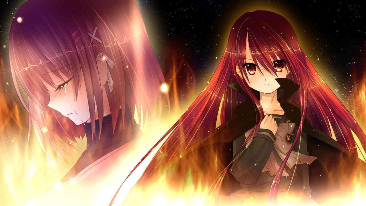 Download Anime Shakugan No Shana III Subtitle Indonesia Batch