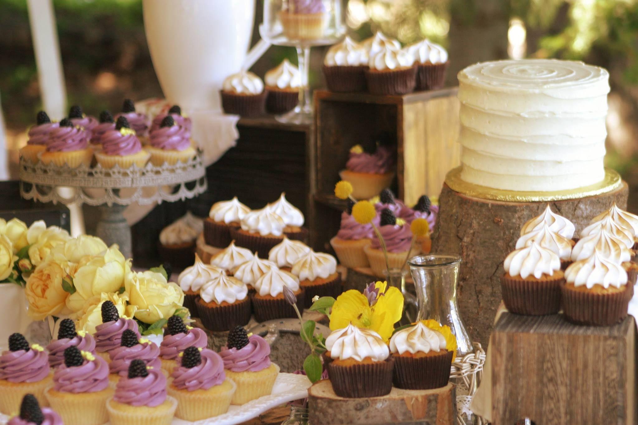 Celebrations Kyra's Bake Shop Gluten free wedding cake