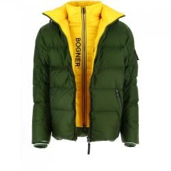 Photo of Reduced hooded down jackets for men