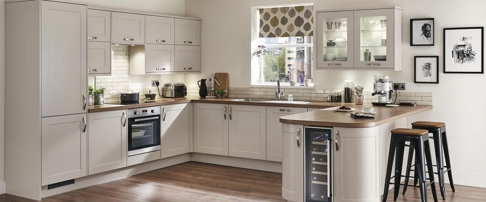 Shropshire kitchen design burford stone louise how about for Kitchen ideas howdens