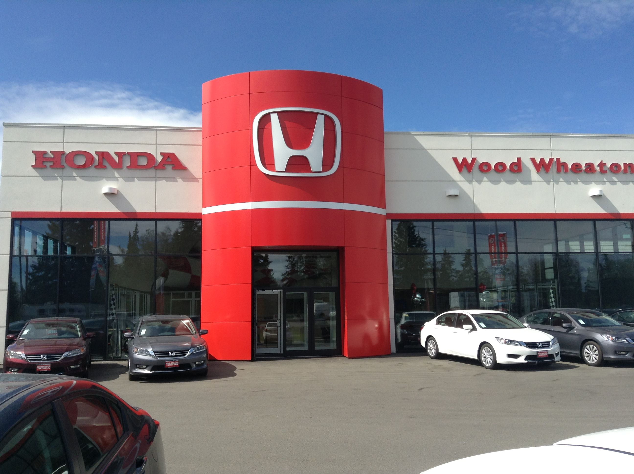Woodwheatonhonda Come See Our New Location Honda Dealership Dealership Honda