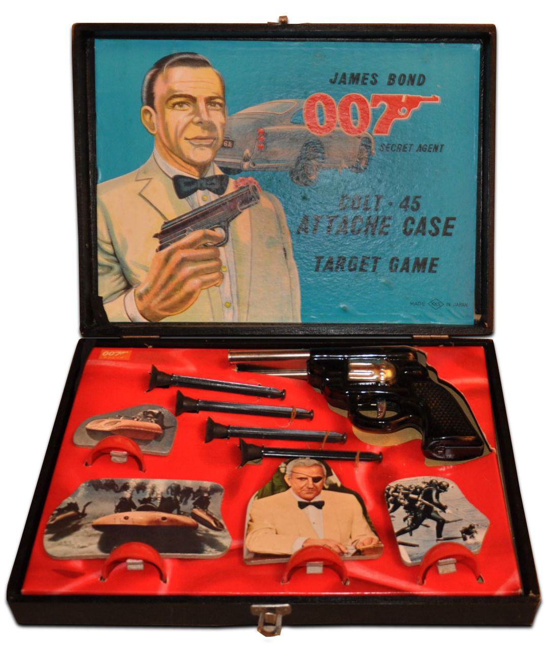 The World S Best Photos Of Guns And Spy: James Bond Attache Case