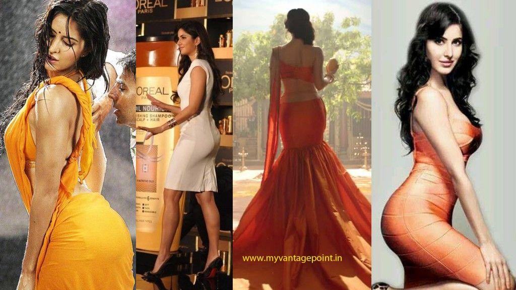 Bollywood Beauties Got Sexiest Butts Top 10 Bollywood Actress Top News Katrina Kaif