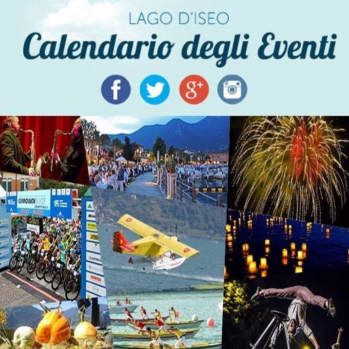 Numerosi sono gli eventi che tutto il territorio del lago d'IIseo propone. Lasciati ispirare e per non farti scappare quello adatto a te consulta il calendario completo qui: http://ift.tt/1ScJ14W (Per ig link nella bio) #visitlakeiseo #theromanticchoice #inlombardia http://ift.tt/2dBAcuc - http://ift.tt/1HQJd81