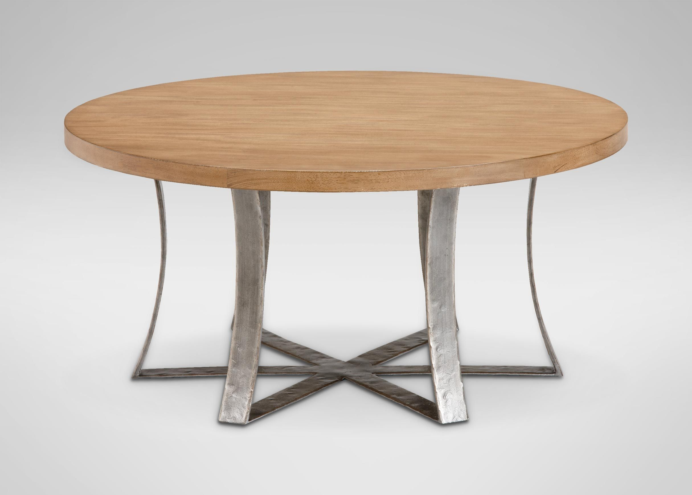 Roswell Round Coffee Table Ethan Allen Ca Round Coffee Table Rustic Side Table Oval Glass Coffee Table [ 1740 x 2430 Pixel ]