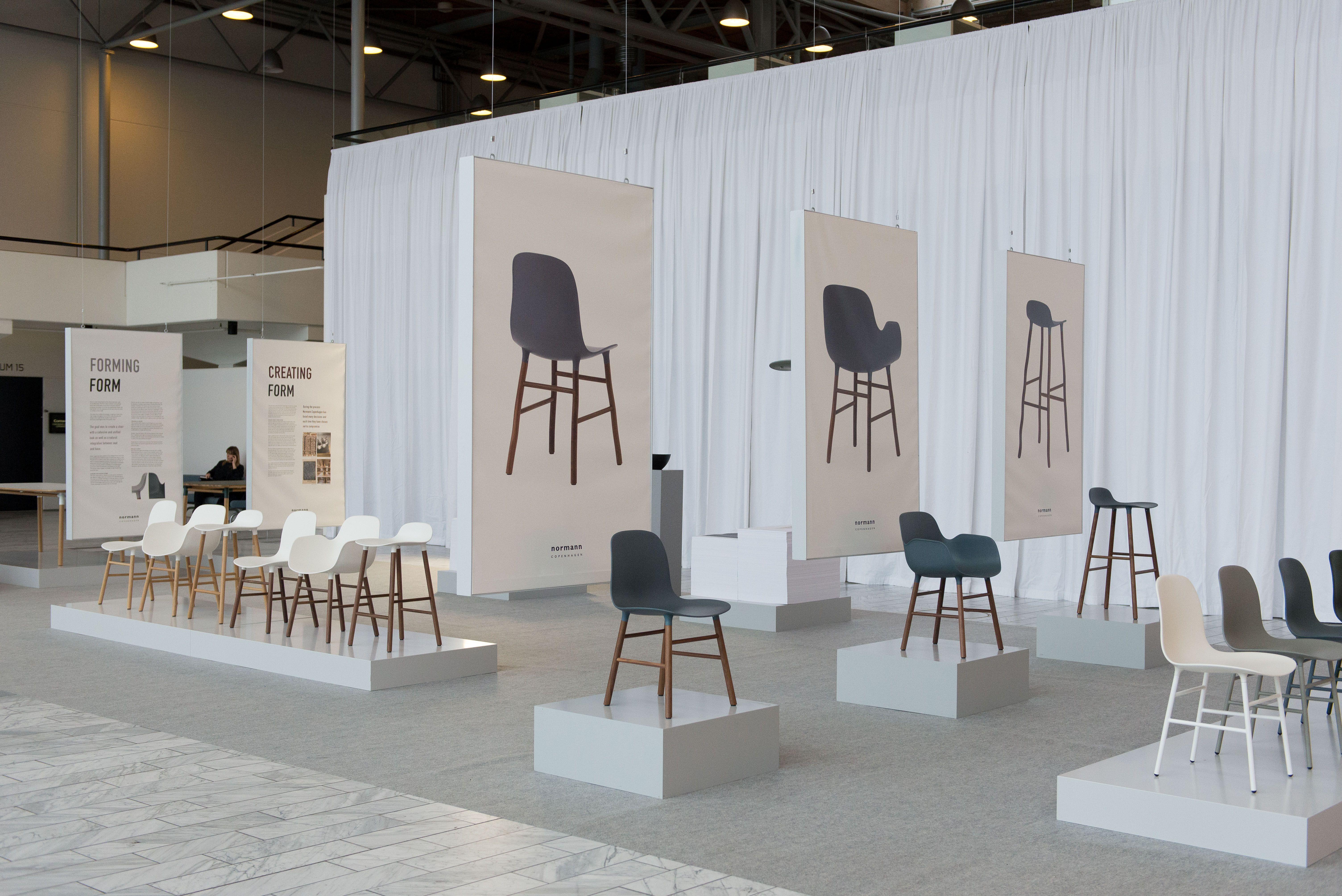 Northmodern Furniture Fair Spring 2015 Normann Copenhagen Form