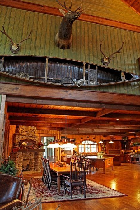Hunting Cabin Interior Do It Yourself Hunting Cabins: Pin On Ideas For The Lakehouse