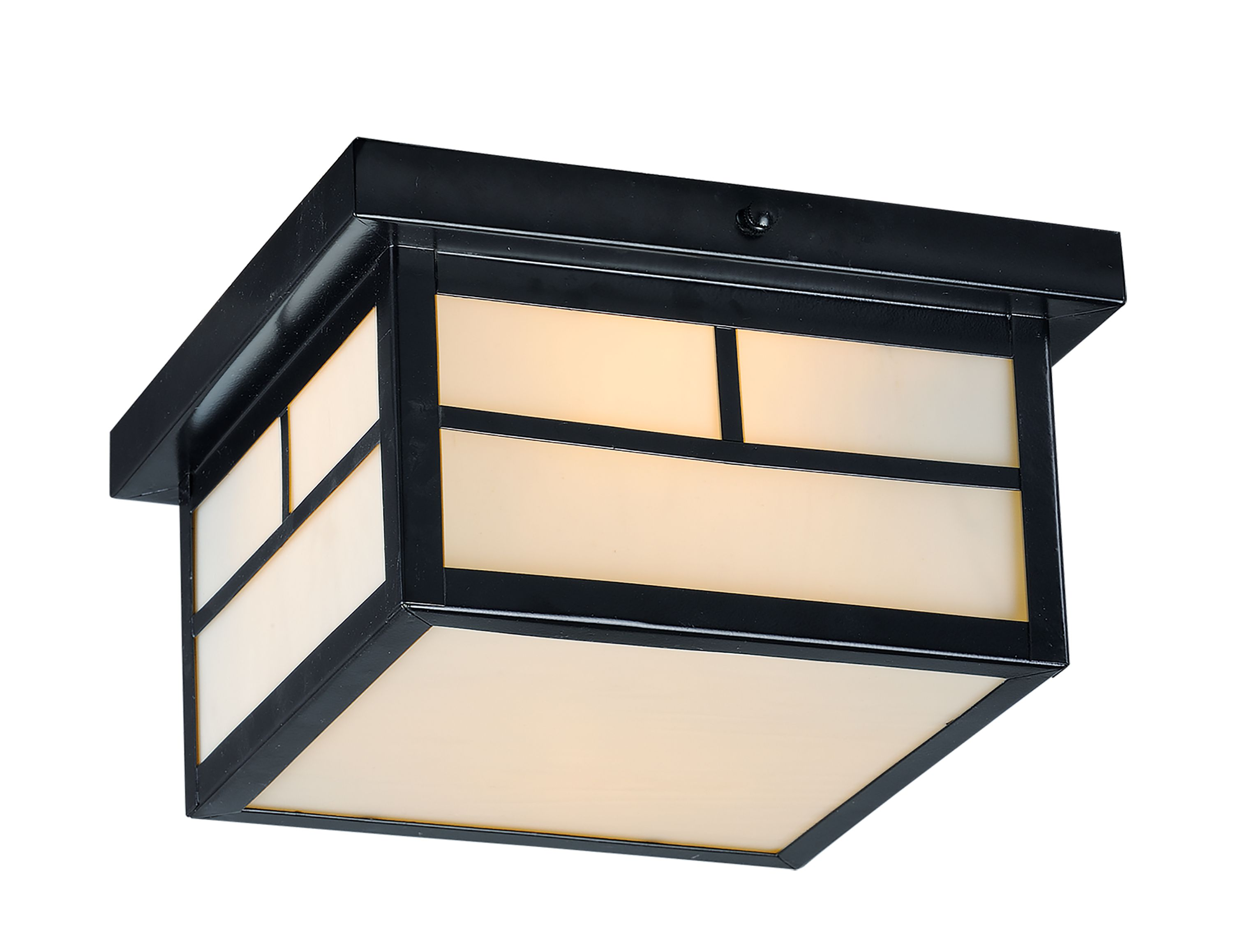 Coldwater White Outdoor Ceiling Light Fixture By Maxim Lighting 4059wtbk Outdoor Ceiling Lights Outdoor Flush Mounts Flush Mount Lighting