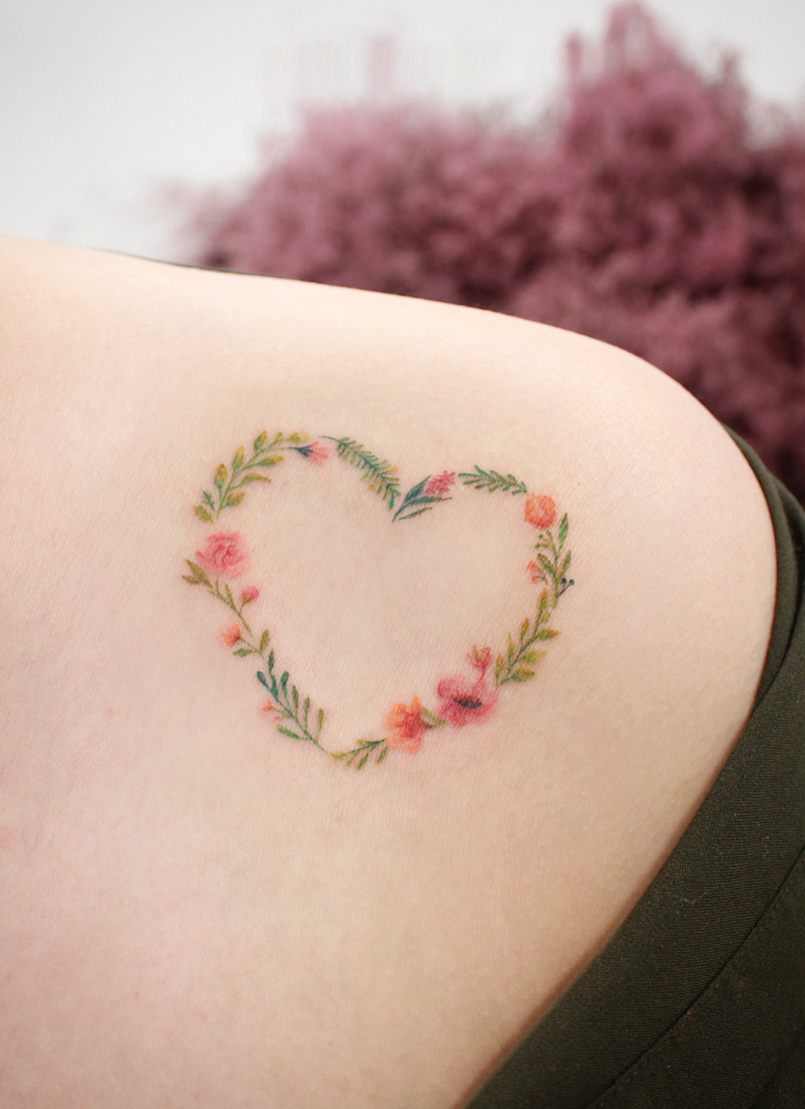 Cute Flower Tattoo Designs: Minimalist Flower Tattoos According To Your Personality
