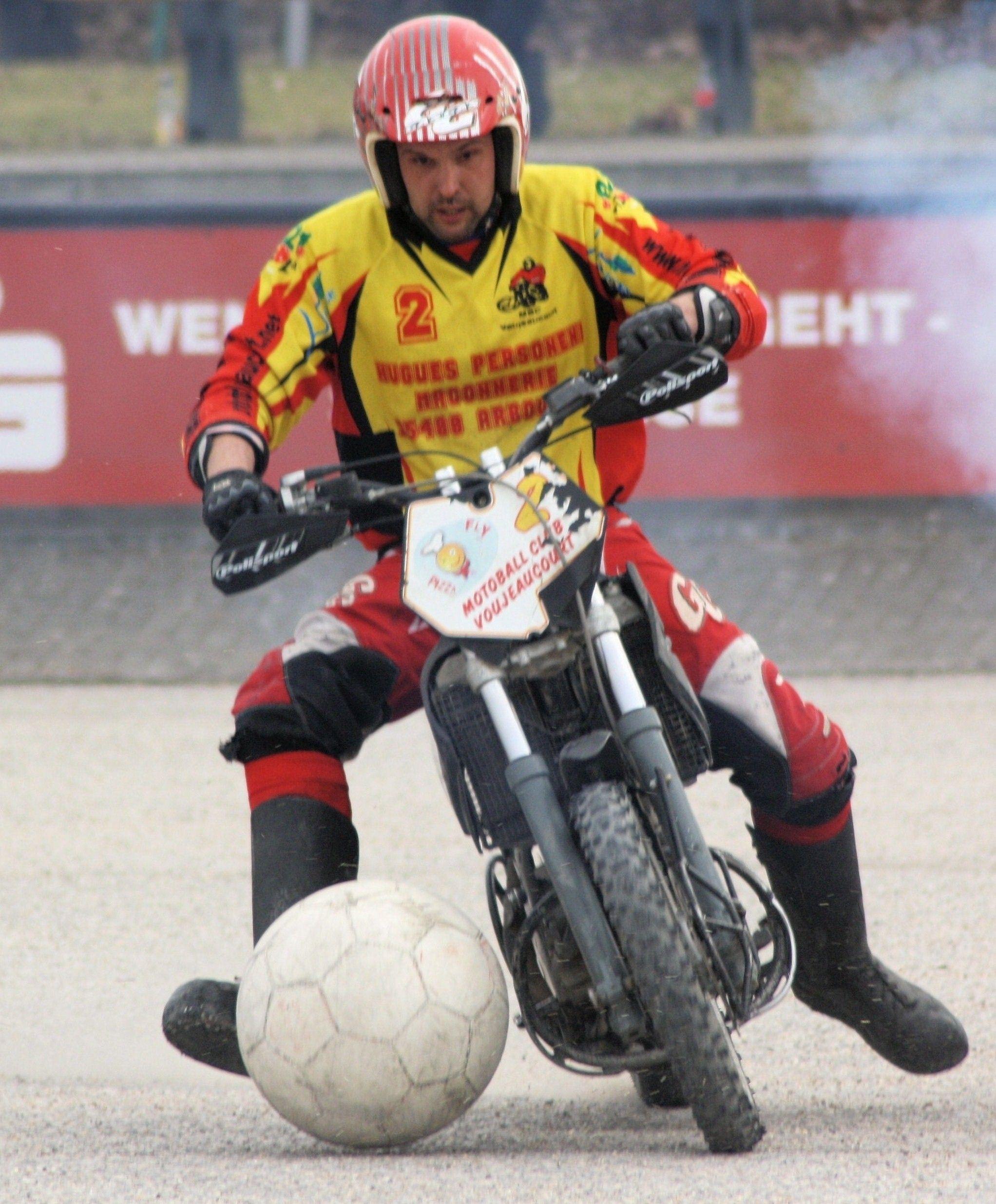 Motoball Ubstadt Weiher