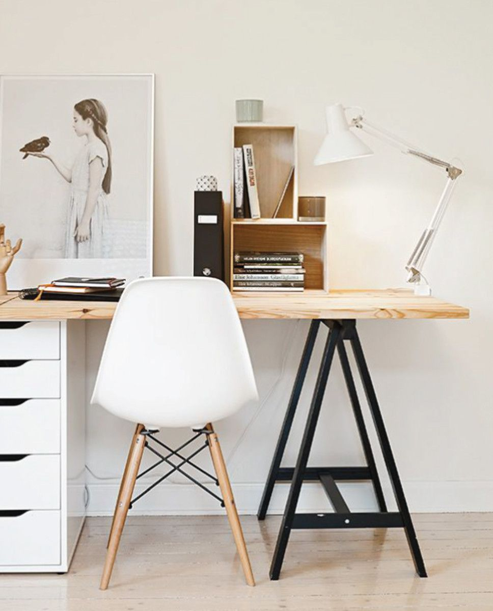 50 Splendid Scandinavian Home Office And Workspace Designs: 50 Awesome Workspaces & Offices