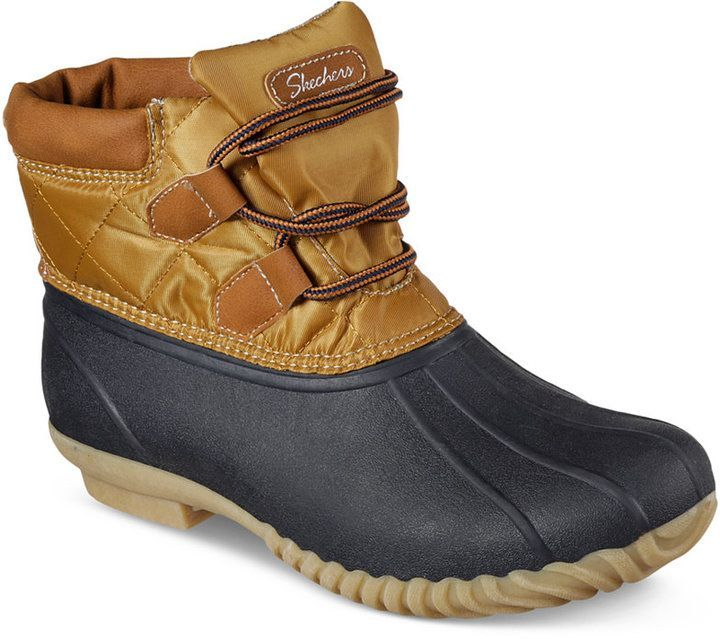 b873b26bf87e Skechers Women s Hampshire Boots from Finish Line