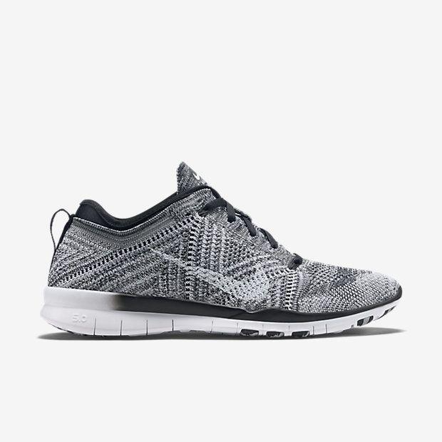 reputable site 043b5 e8262 Nike Free TR 5 Flyknit Women s Training Shoe
