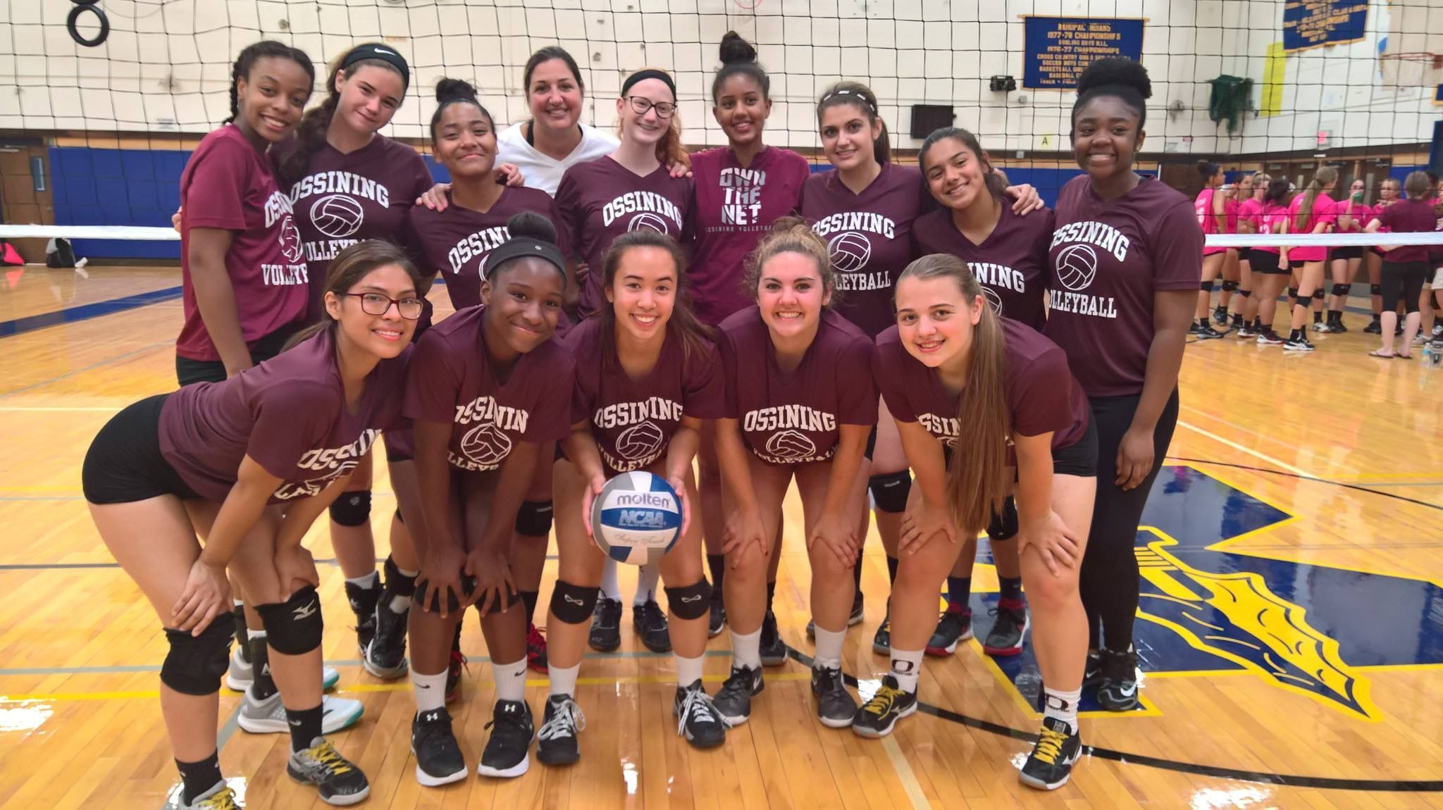 Pride Volleyball Ossining Athlete Volleyball