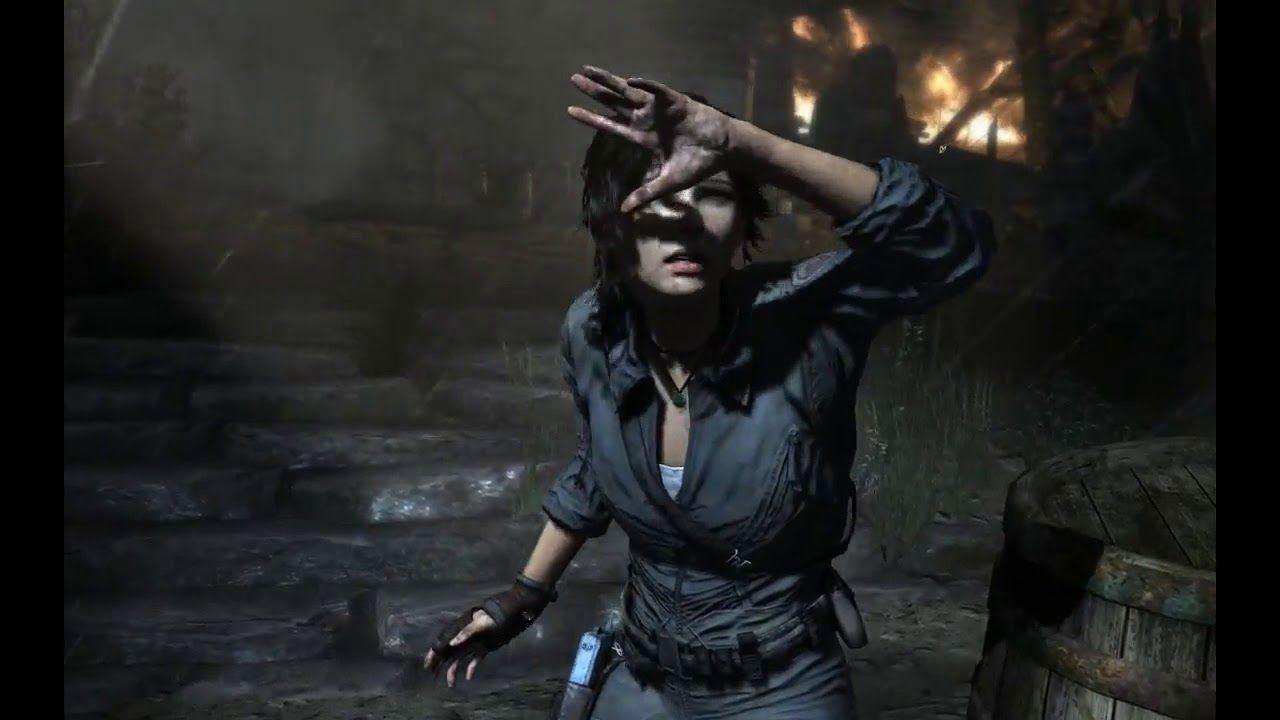 tomb raider game 2013 walkthrough