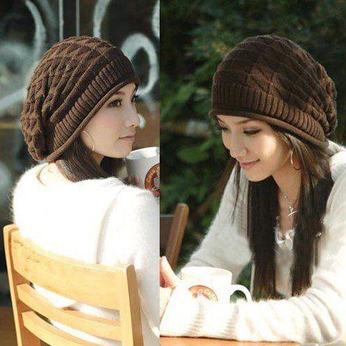 Hot Sale 2014 New Women Autumn Knitted Hat Fashion Designer Girls ...