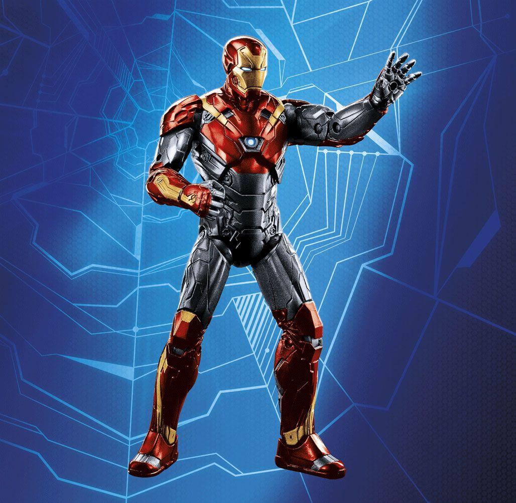Hasbro Marvel Legends Spider Man Homecoming 6 Inch Figures