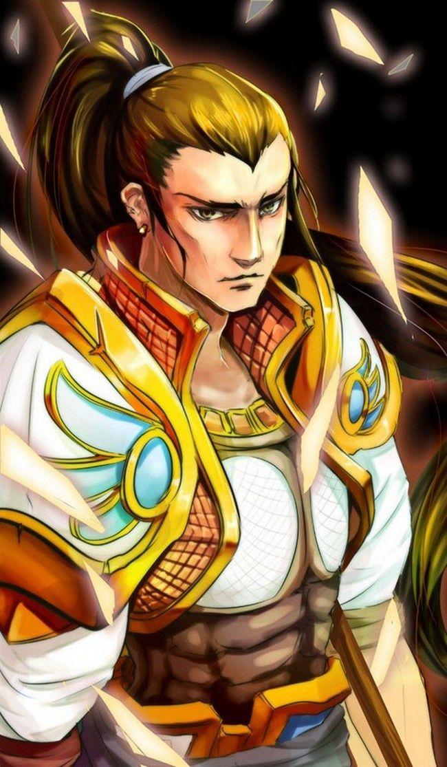 Xin Zhao Lol League Of Legends League Of Legends Champions League Of Legends