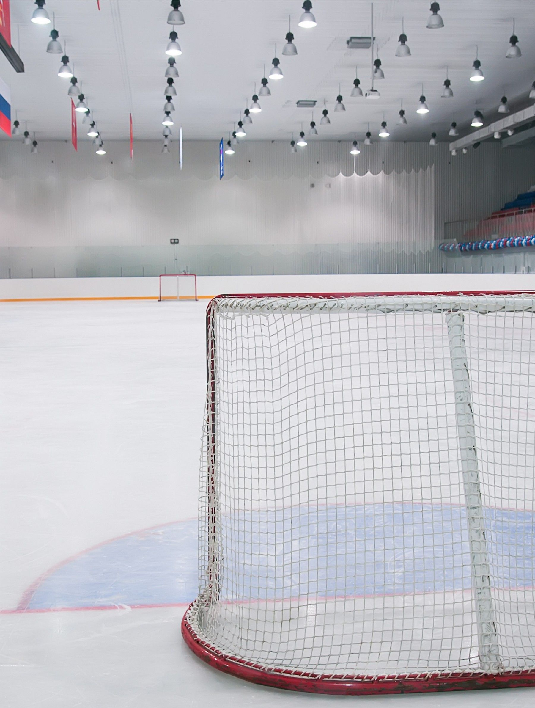 Hockey Arena Ice Sports Backdrop Hockey Arena Ice Sports Hockey