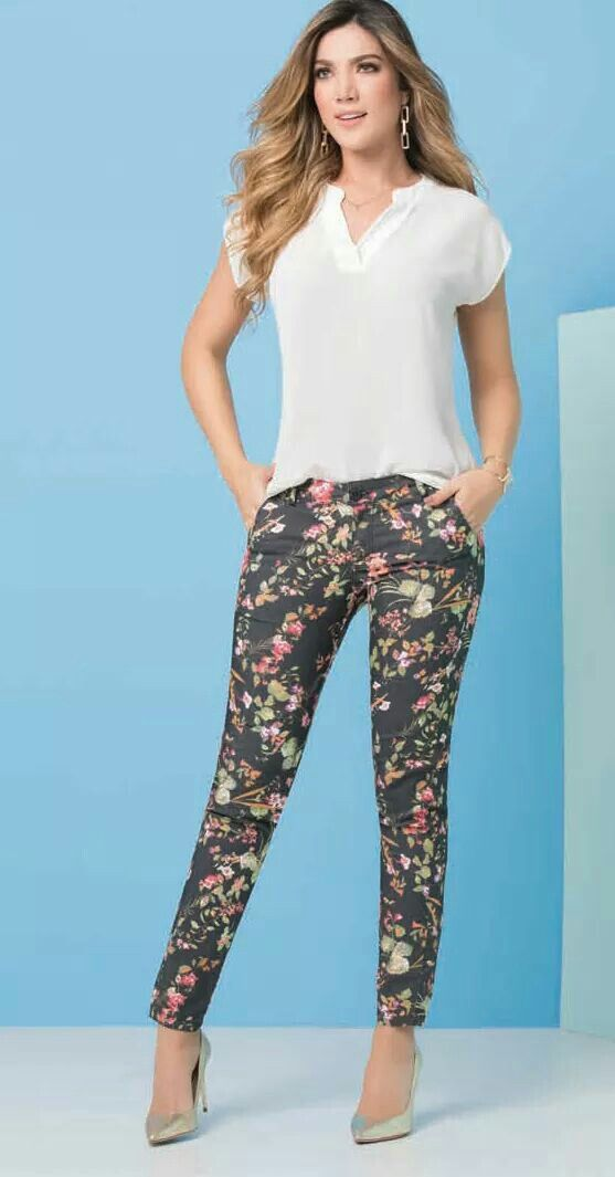 Pin De Hilda Velasco En Look Ropa De Moda Combinar Ropa Mujer Ropa De Moda Mujer