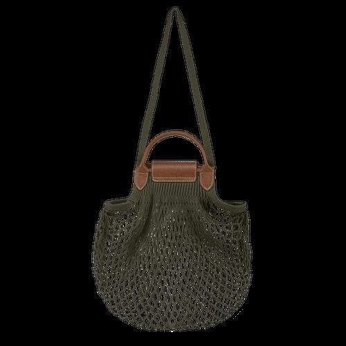 Handtasche Le Pliage filet Khaki (10121HVH292) in 2021 | Longchamp ...