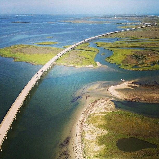 Hatteras Island: You'll Want To Cross These 11 Amazing Bridges In North