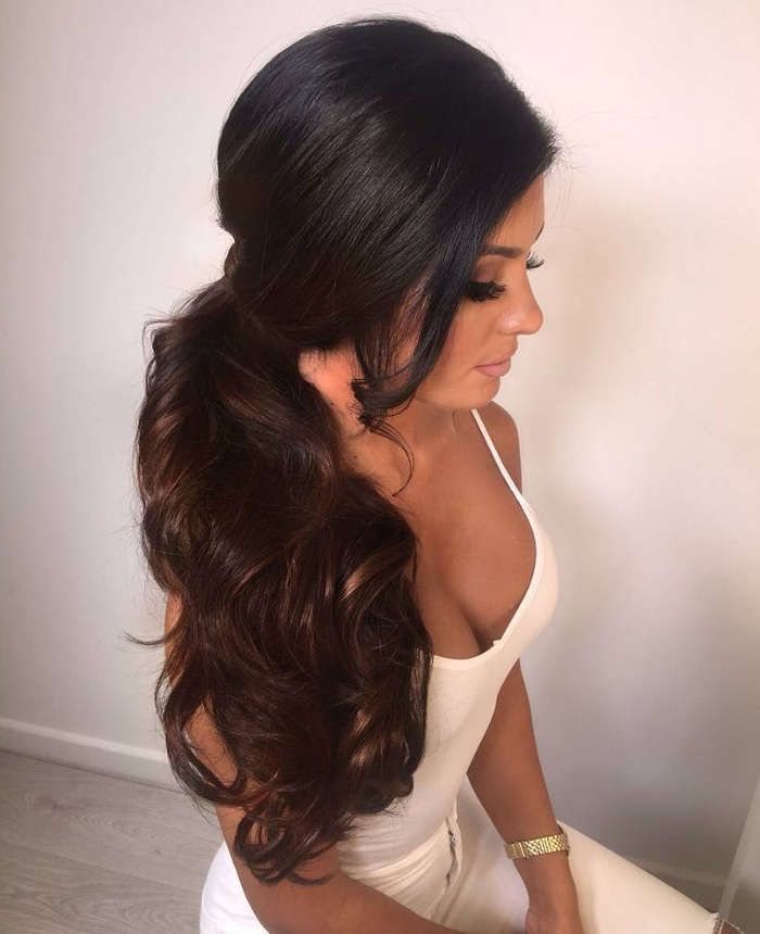 Glorious Ponytail Hairstyles For Women 13