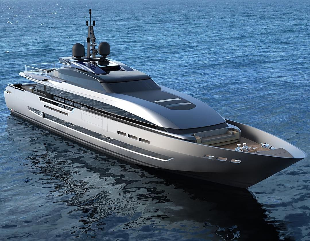 Baglietto restyles its 43m Fast line designed by Francesco ...