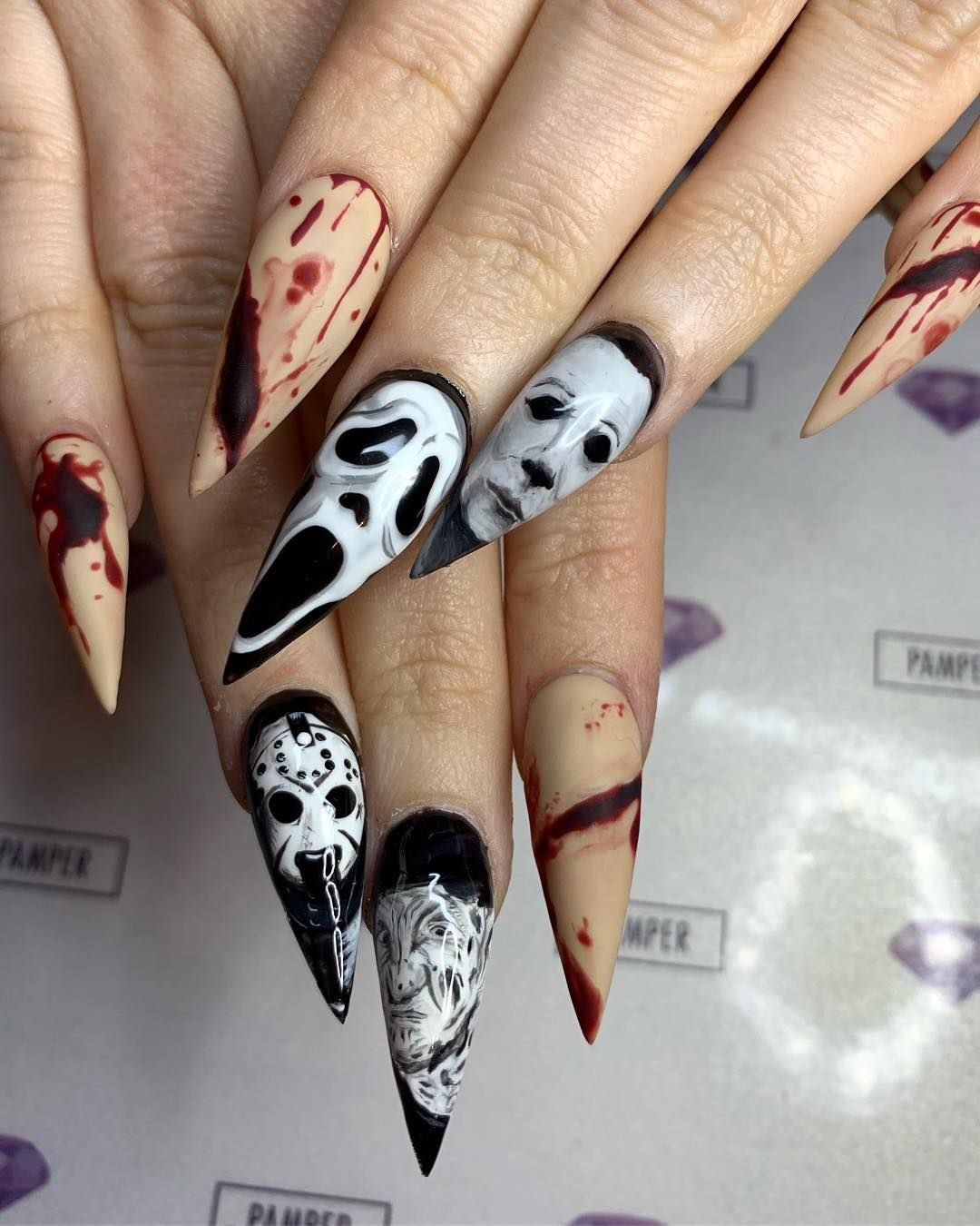 3,578 Likes, 54 Comments - Pamper Nail Gallery ...