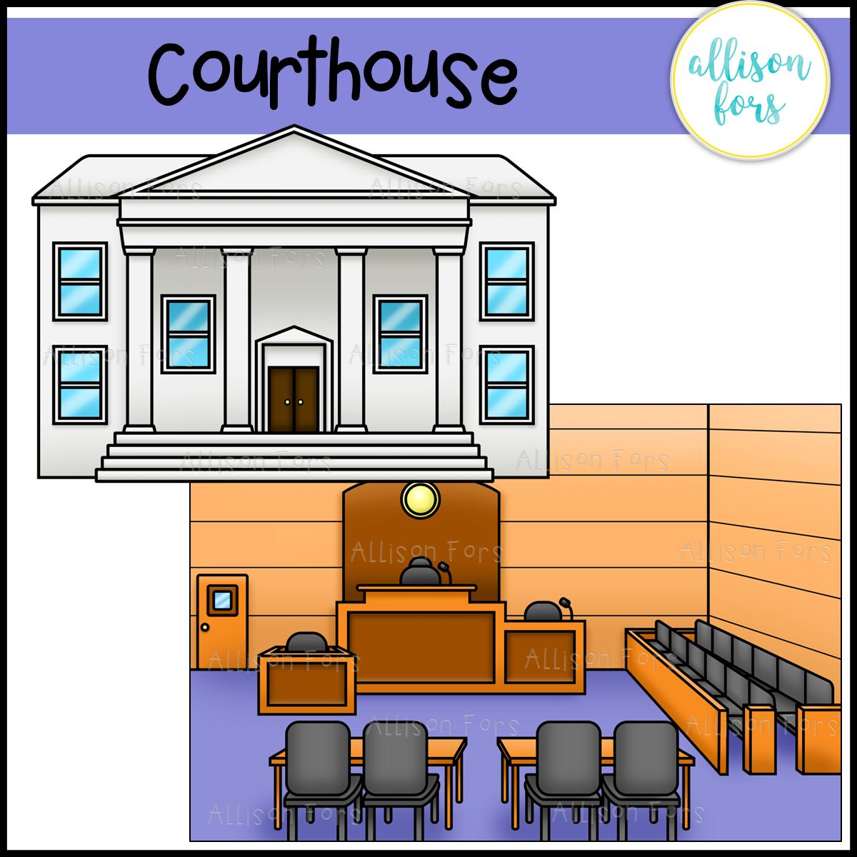 Court Clip Art