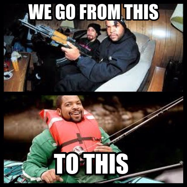 The Evolution Of Ice Cube Memes Evolution Fictional Characters