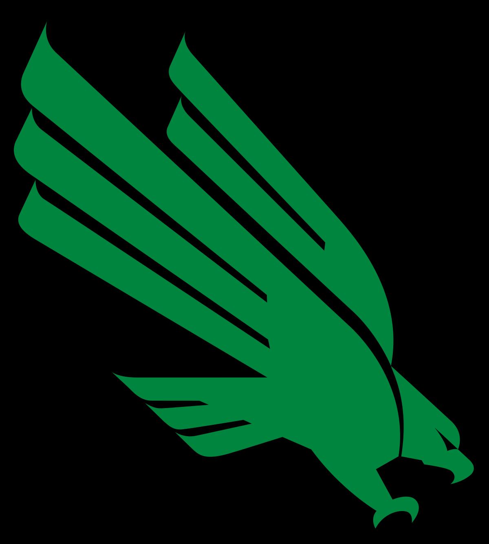 UNT Mean Green | Team Logos | Green logo, Ncaa college