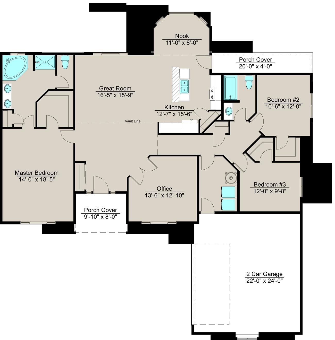 Lexar Homes Energy Efficient Custom Home Builder House Floor Plans Floor Plans Floor Plan Layout