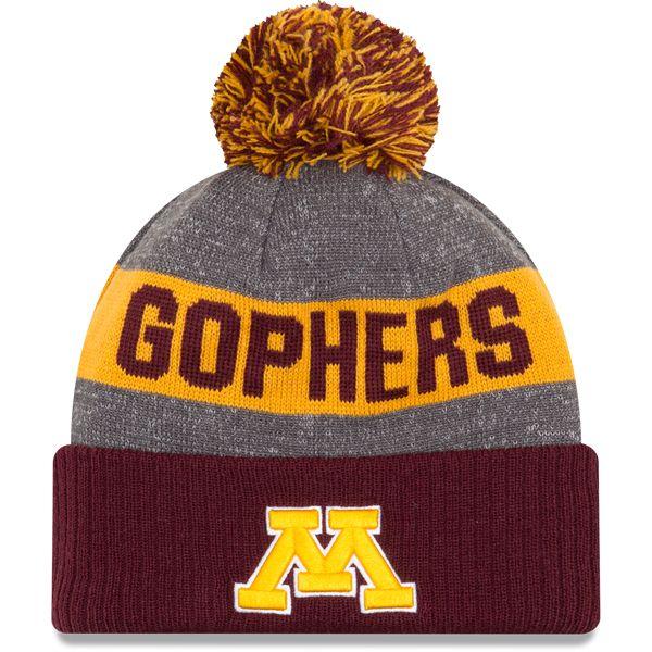 finest selection 7136b eca44 New Era University of Minnesota Knit Hat