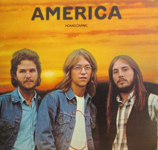 Language In 45 And 47 Stella Street: America (2) - Homecoming (Vinyl, LP, Album) At Discogs