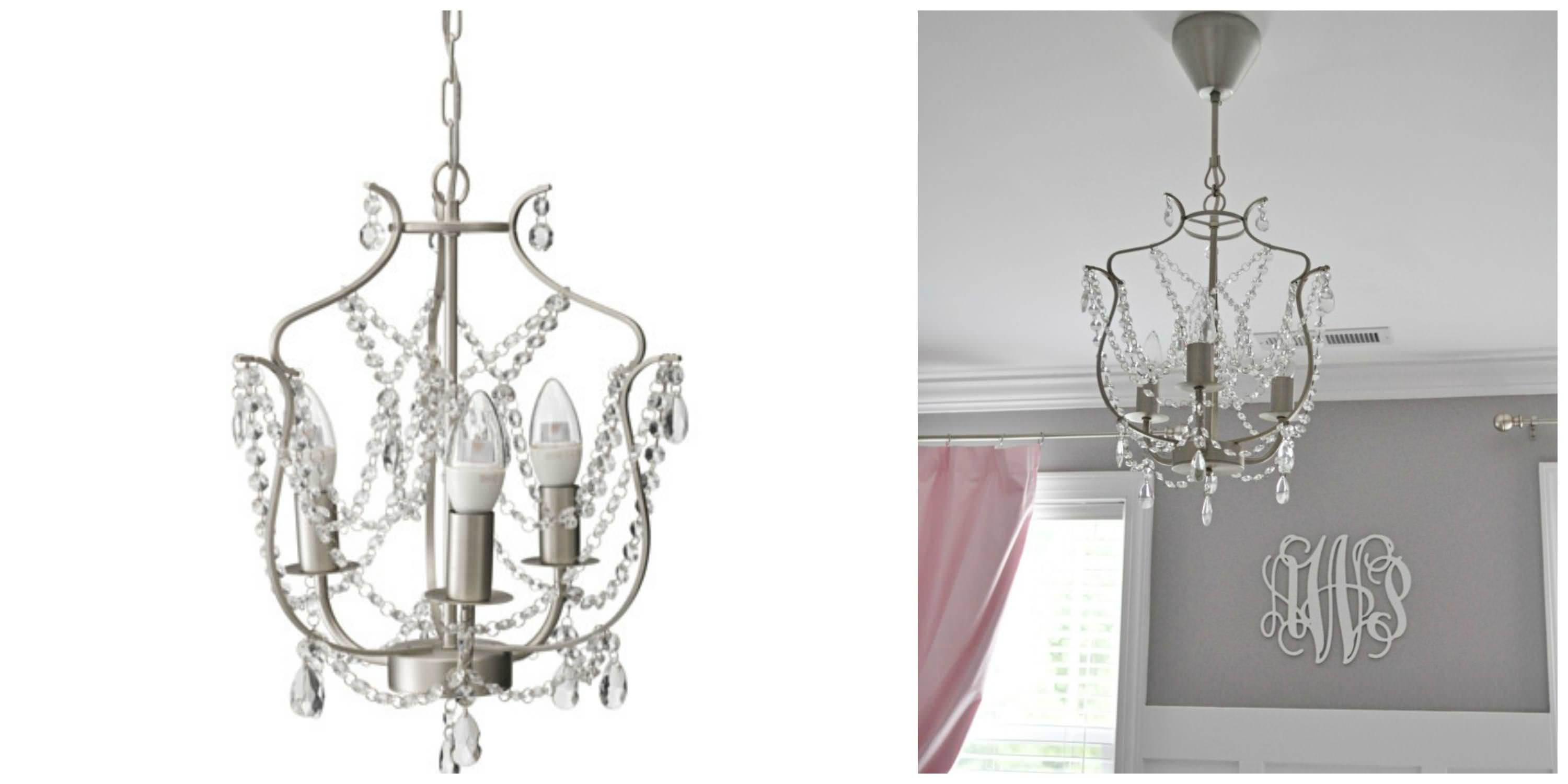 Best things to buy at ikea including this kristaller chandelier