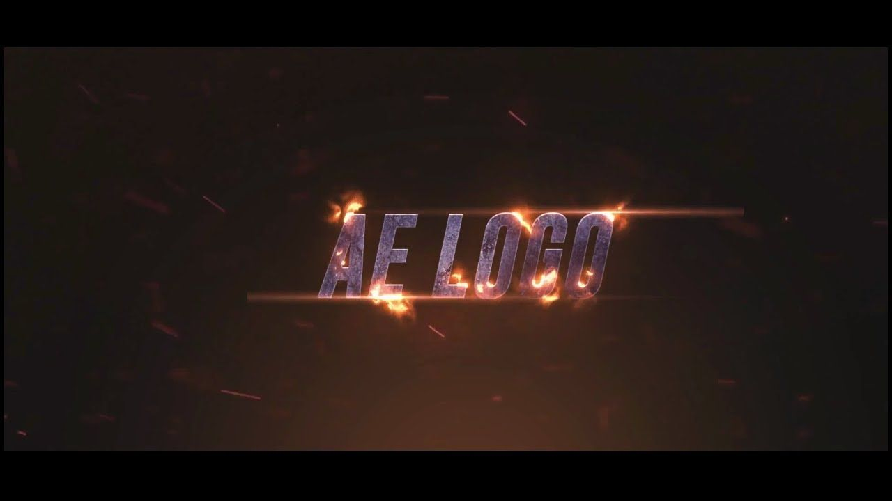Pin On Real Fire Text Effect Template Free Download For After Effect Fire text after effects template