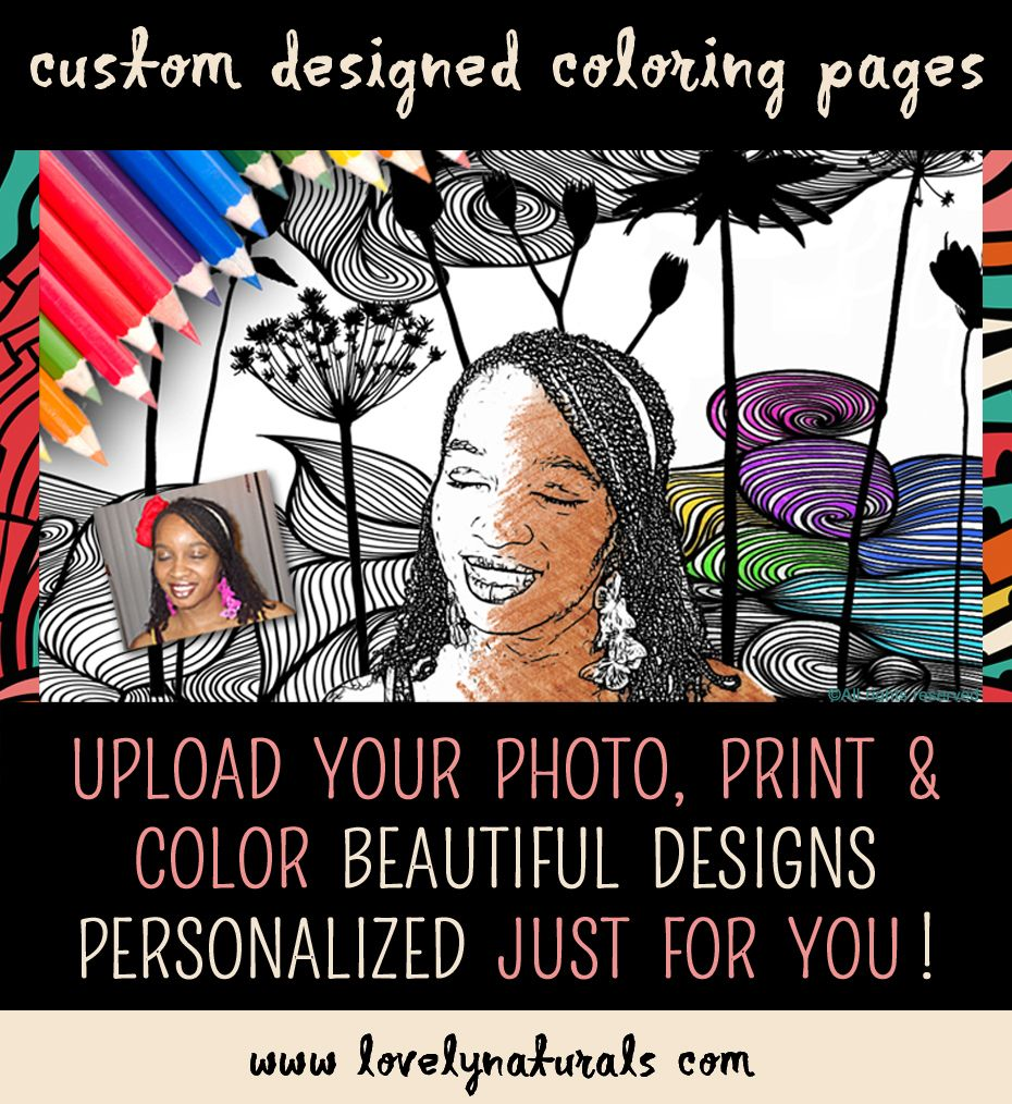 African American Gifts | African American coloring pages | Natural ...
