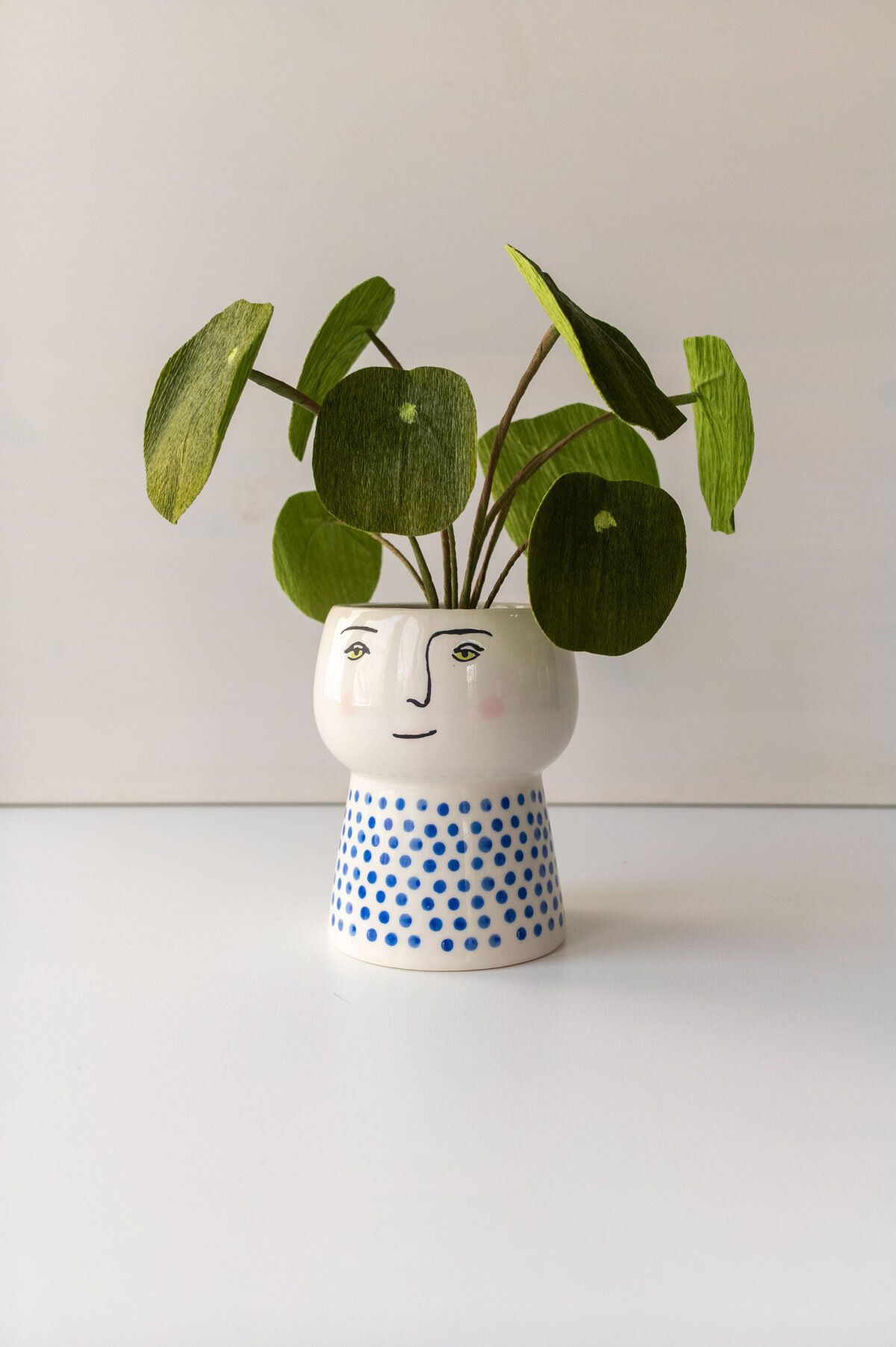 Potted Pilea Pal