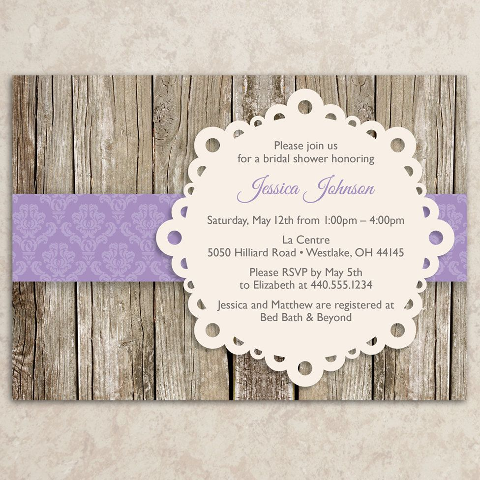 Rustic bridal shower invitation vintage by designswithstyle 2000 rustic bridal shower invitation vintage by designswithstyle 2000 filmwisefo