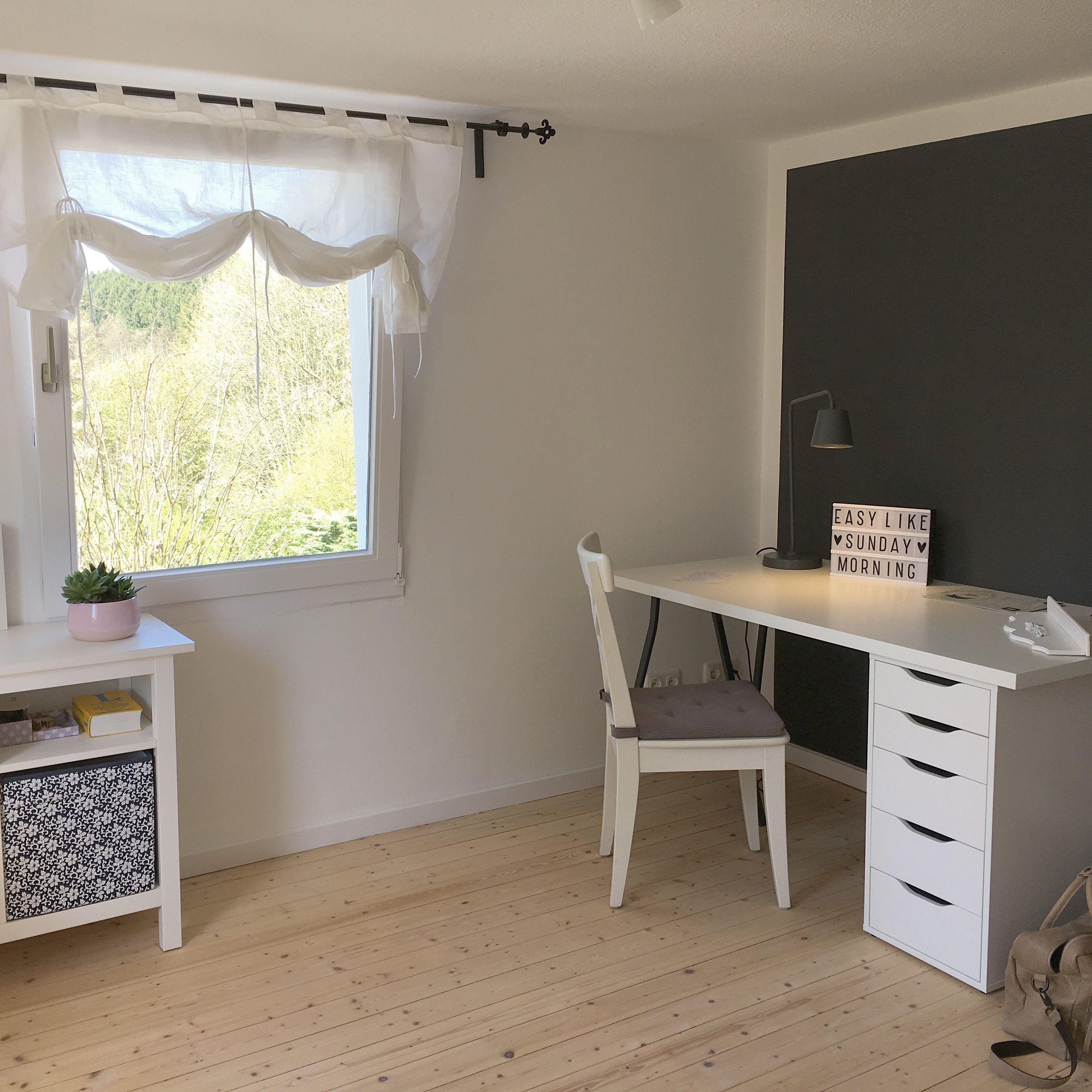 Lerberg Ikea Schreibtisch Alex | Wohnideen | Pinterest