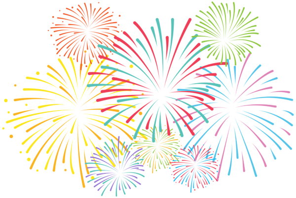 Found On Bing From Gallery Yopriceville Com Fireworks Clipart Fireworks Poster Background Design