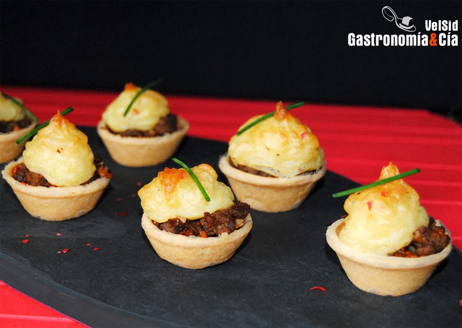 Qué Significa Bouchée Pastel De Carne Recetas De Comida Gastronomia