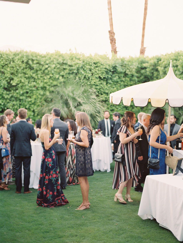 A Modern Boho Wedding At Parker Palm Springs Wedding Guest Outfit Inspiration Boho Wedding Parker Palm Springs [ 1360 x 1024 Pixel ]